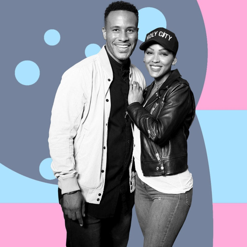 Meagan Good's Husband DeVon Franklin Flew Across The World Just To Make Her Happy...And We're Jealous!