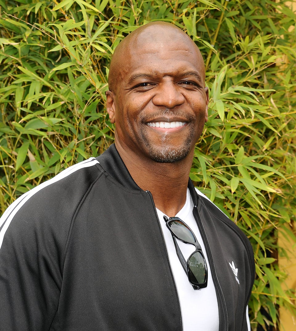 Terry Crews Shares The Text Message He Sent His Agent After Being Sexually Assaulted