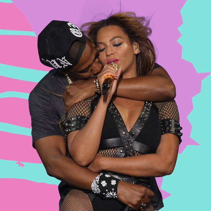 Beyoncé And JAY-Z Got Cozy On A Motorcycle In Jamaica To Film A Video And The Beyhive Is Freaking Out