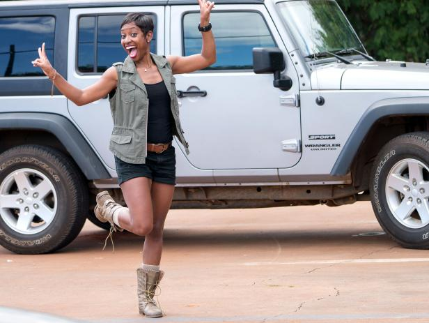Meet the Second Black Woman In History To Have Her Own Show On the Travel Channel