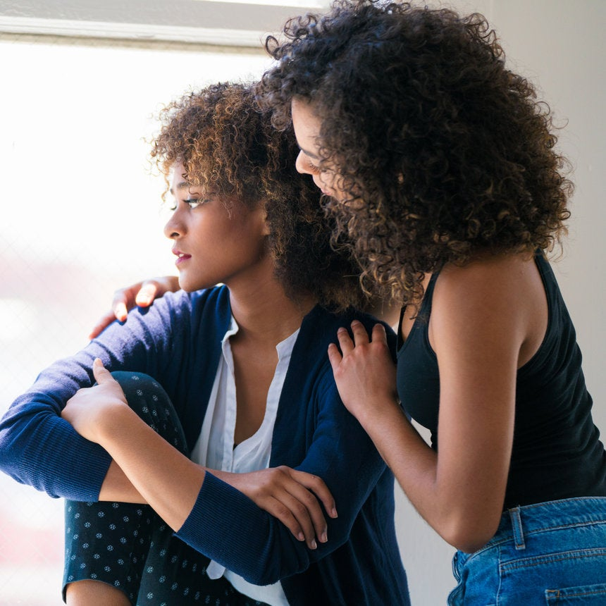 How To Help A Friend In An Abusive Relationship
