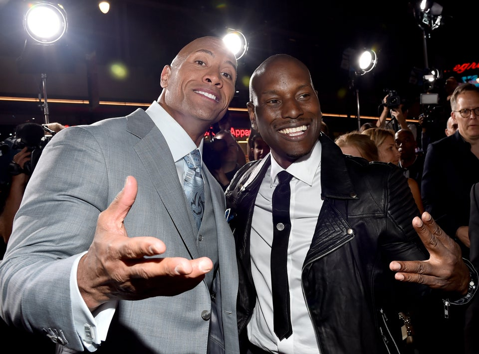 How The Heck Did This Beef Between Tyrese And The Rock Begin?