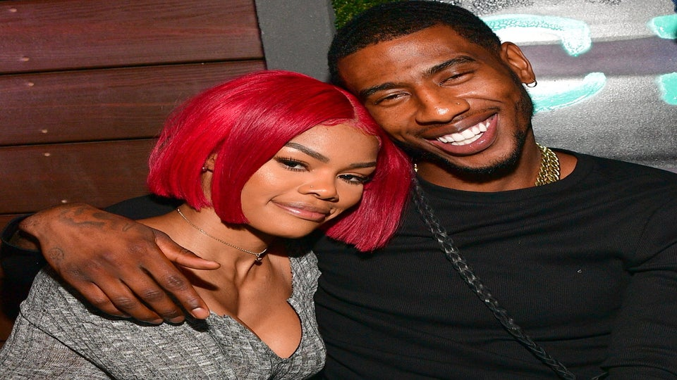 Check Out The Teyana Taylor-Directed Visuals For Iman Shumpert's 'Seductive'