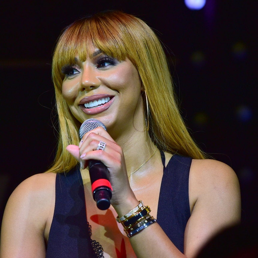 Tamar Braxton's Recovery Photo Is As Fabulous As We Expected
