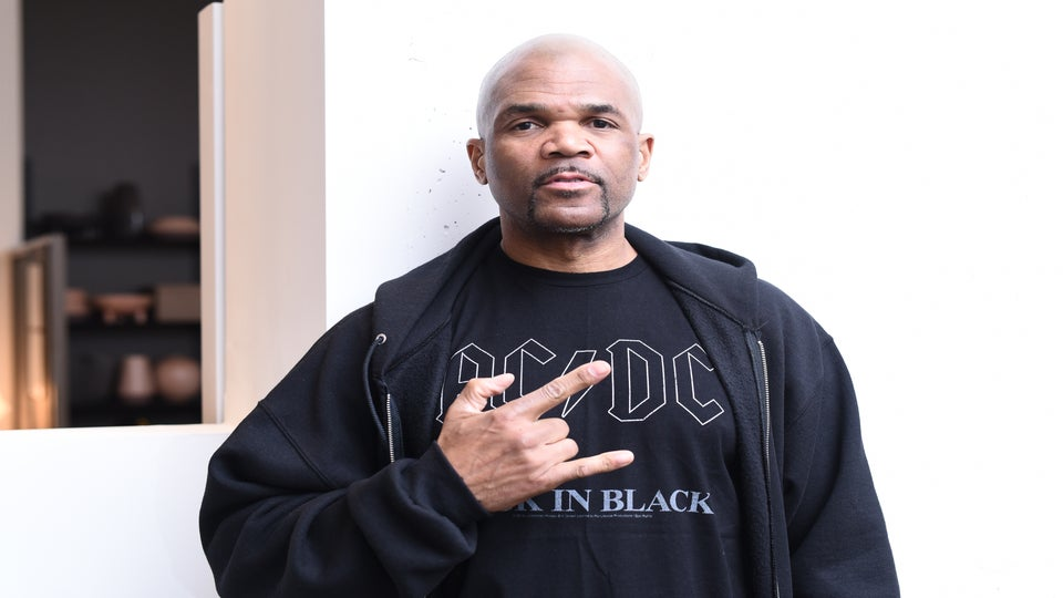 Run DMC's Darryl McDaniels On Being Adopted: 'It Saved My Life'