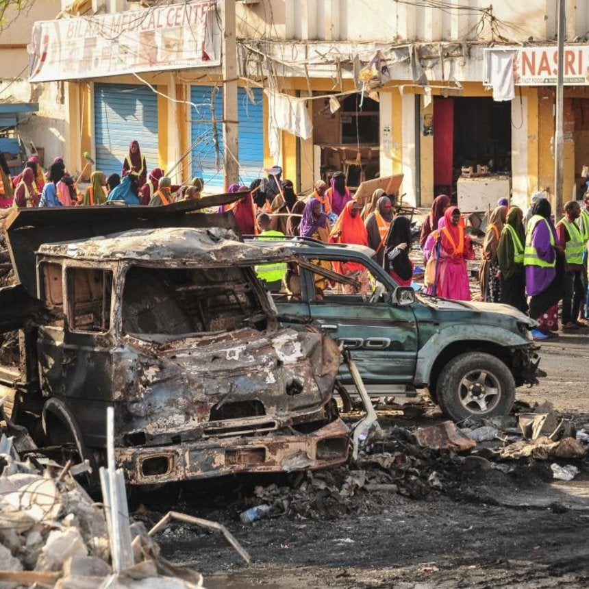 New Details Emerge In Deadly Somalia Bombing As Nation Questions Lack Of Media Coverage