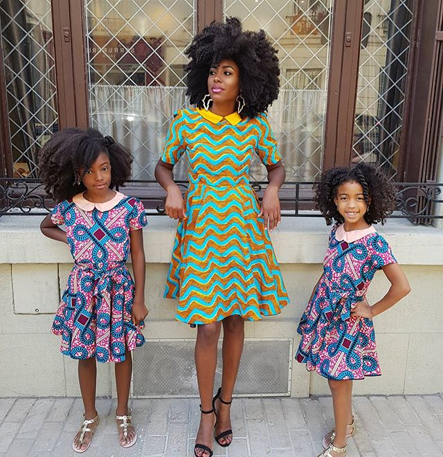Watch This Mom and Her Adorable Daughters Sing About #blackgirlmagic and Coconut Oil