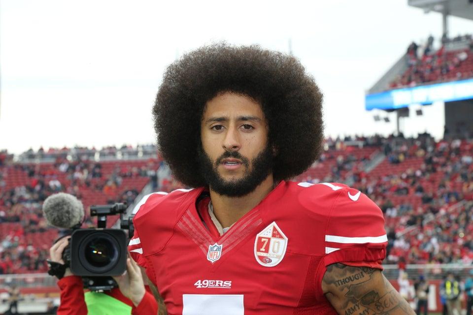 Colin Kaepernick's NFL Settlement Is Reportedly Less Than $10 Million