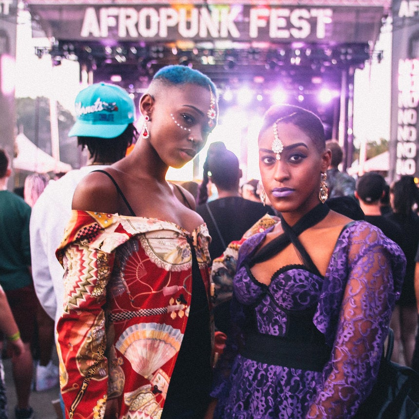 AFROPUNK 2017 Street Style Came To Slay