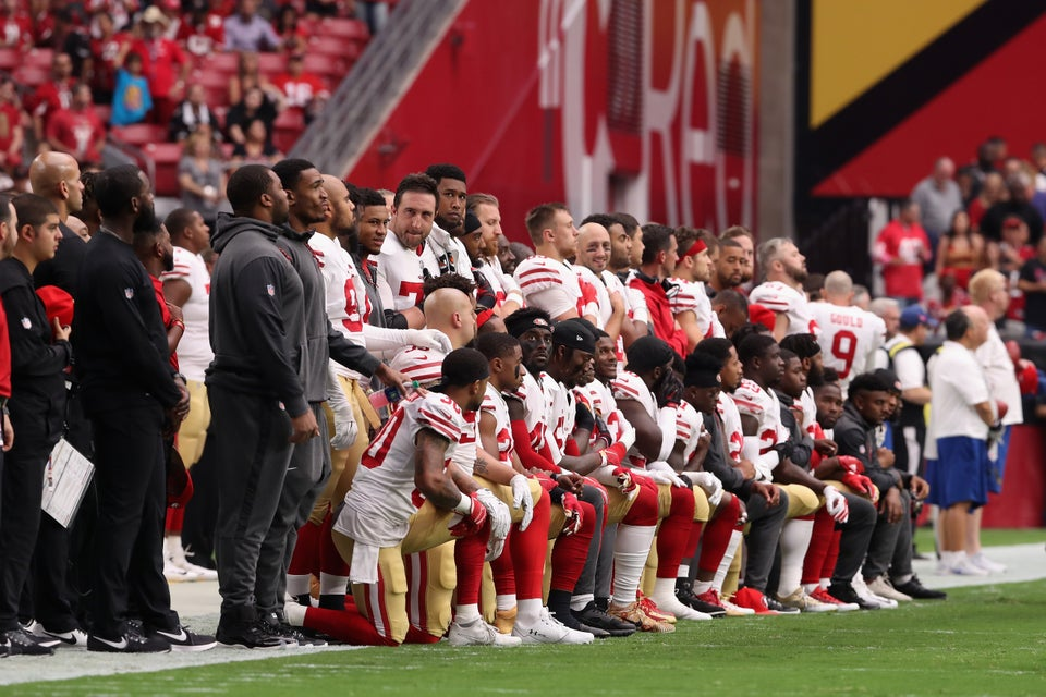NFL Players Continue To Kneel In Protest Despite Growing Pushback From Owners