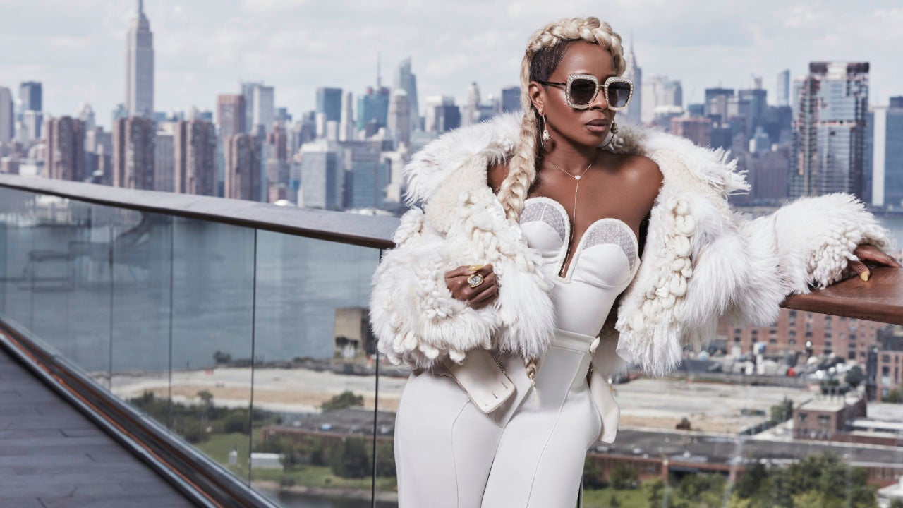 Mary J. Blige On How Witnessing Abuse During Childhood Shaped Her Music: 'I'd Never Seen A Woman Treated Right Other Than My Grandmother'