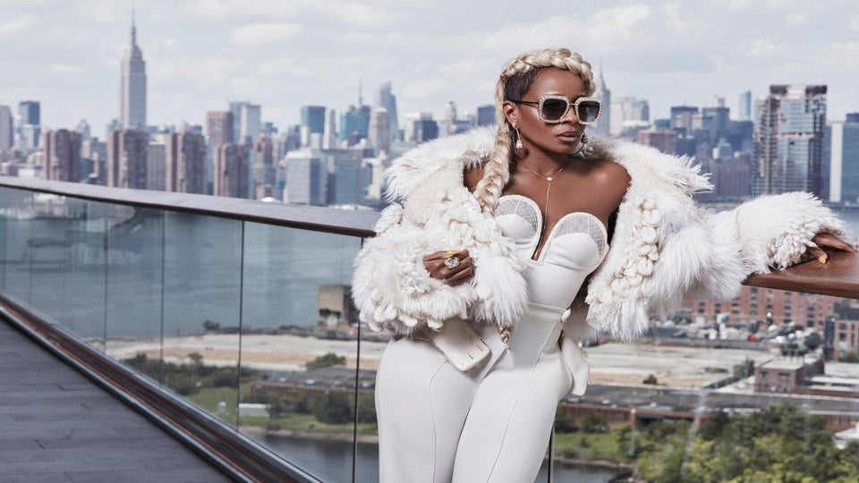 Mary J. Blige Makes History With Her 2018 Oscar Nominations