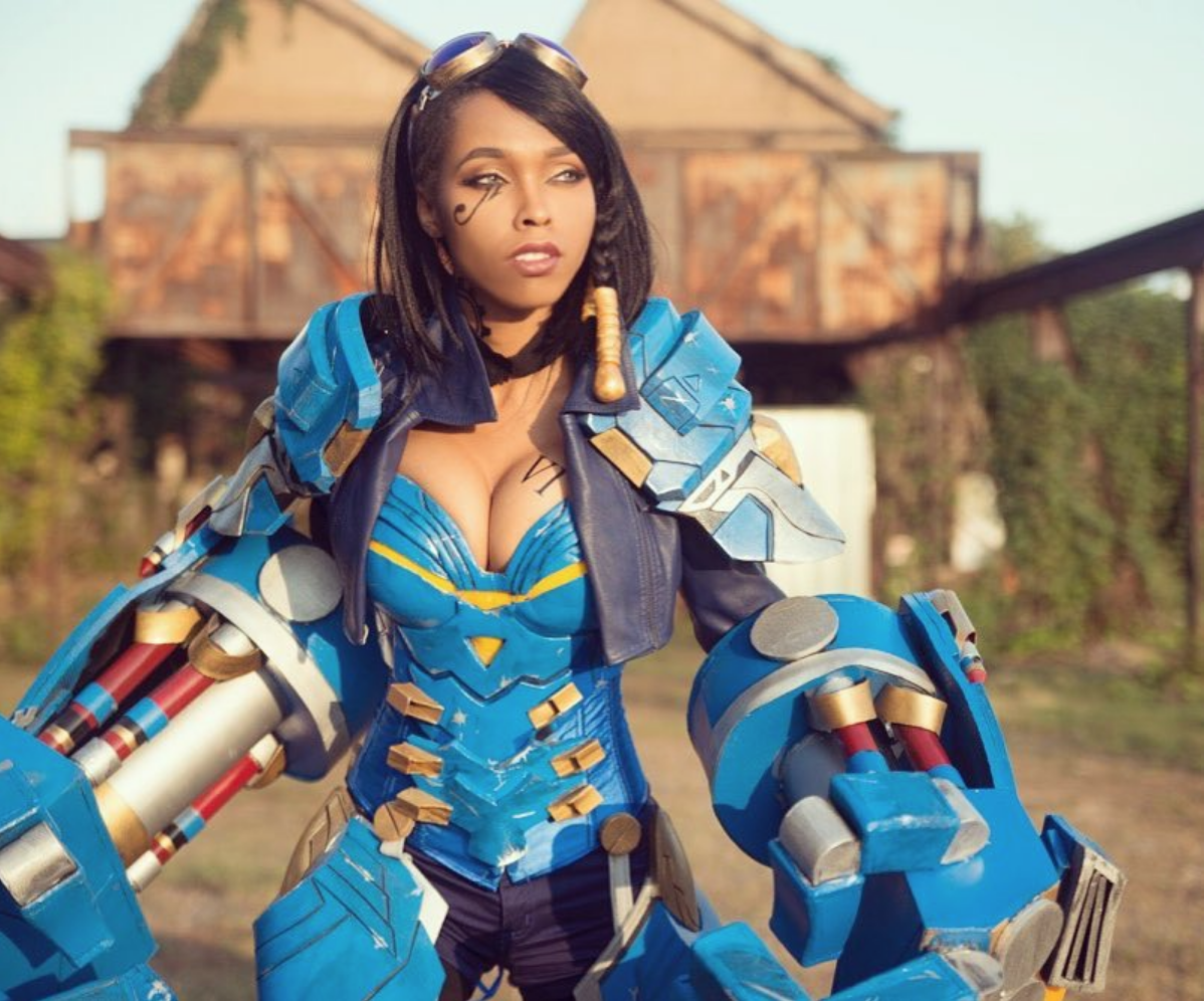 Black Female Cosplayers To Know Essence