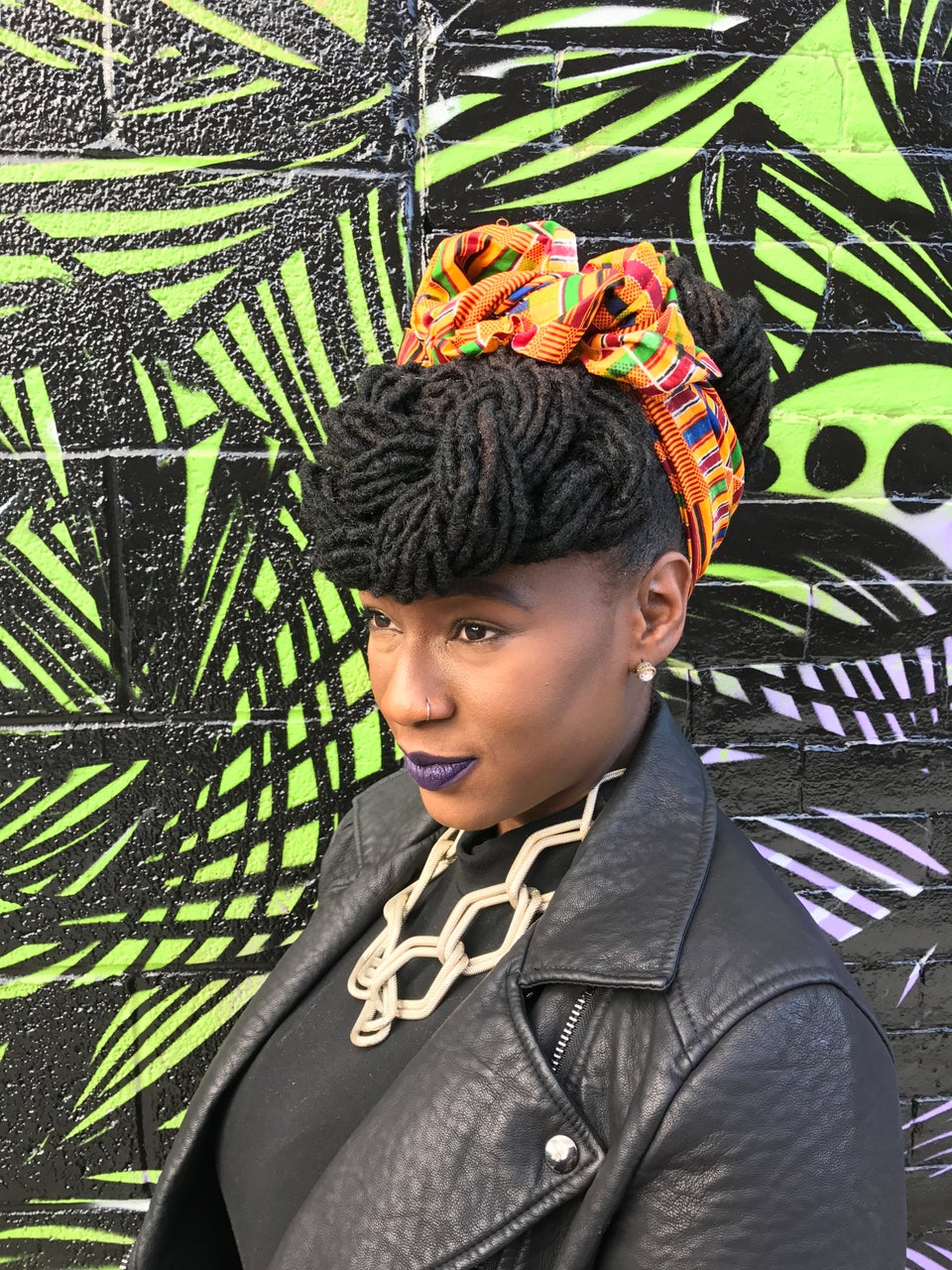 The Natural Hair Big Chop and The Emotions No One Prepares You For