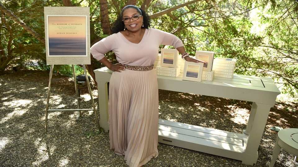 Attending Oprah's 'Wisdom of Sundays' Brunch Was Everything I Imagined And More