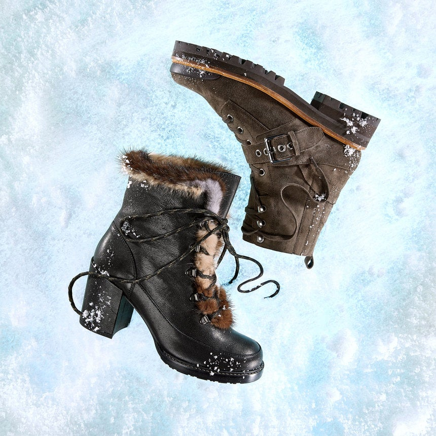 7 Winter Boots That Are Surprisingly Super Stylish