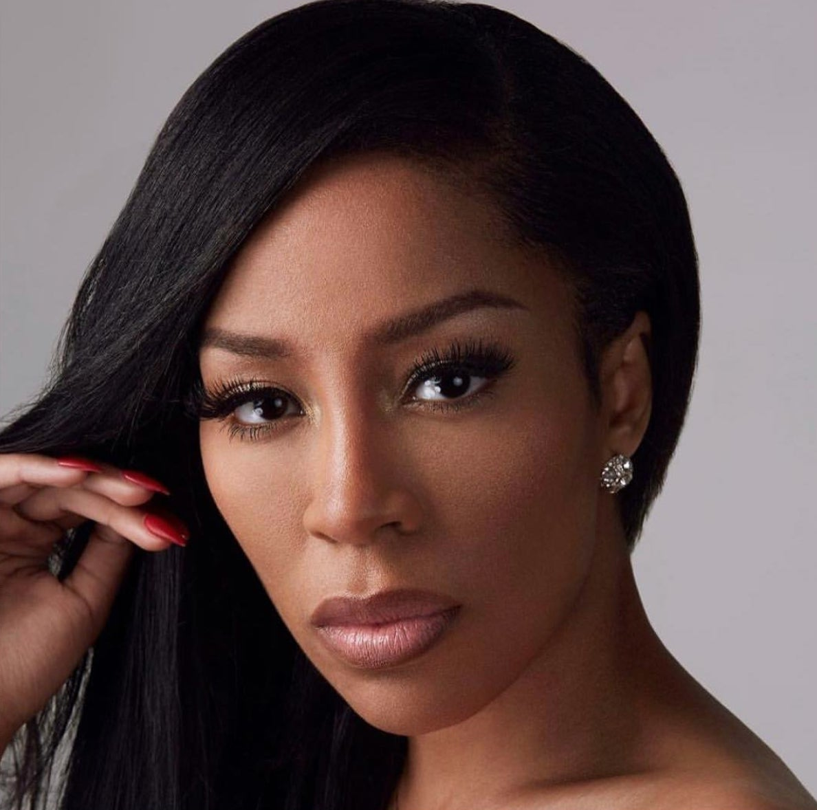 K  Michelle Starts IVF Fertility Treatments To Have Twin