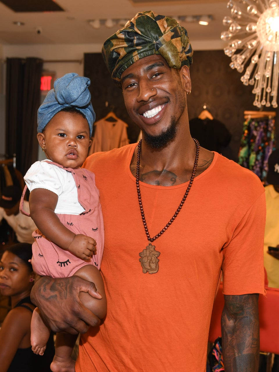Iman Shumpert Inspires Dads To Share Their Sweet Father-Daughter Moments