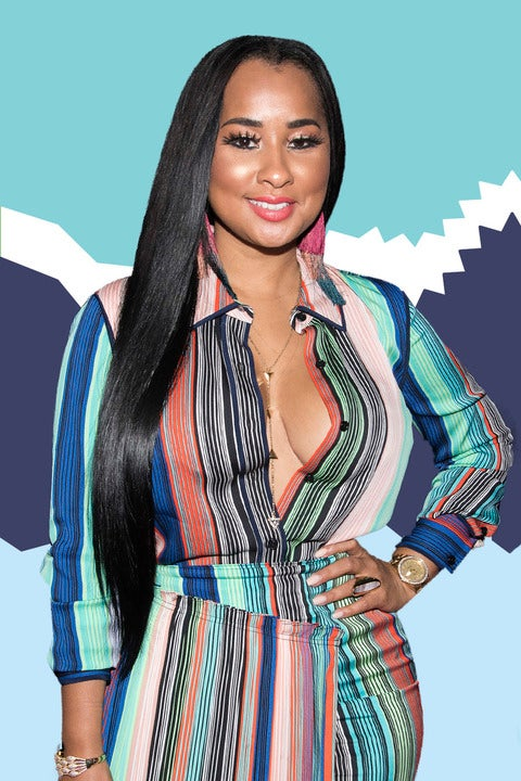 Tammy Rivera Wants You to Embrace Your Grown Woman Weight