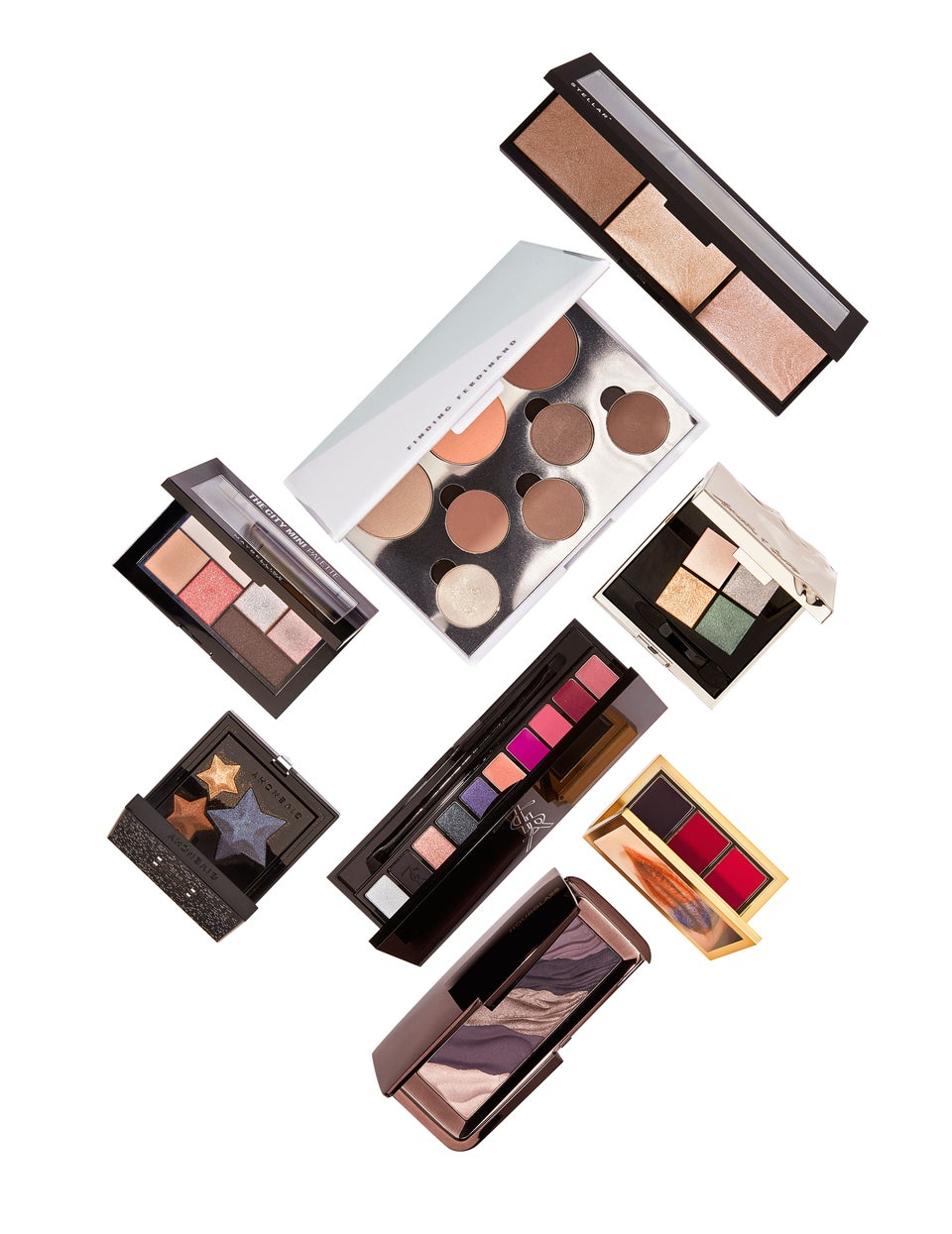 TheEye, Lip and Cheek Palettes You Need to Simplify Your Makeup Routine