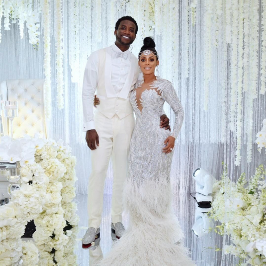 So Icy! All Of the Details From Gucci Mane and Keyshia Ka\'oir\'s ...