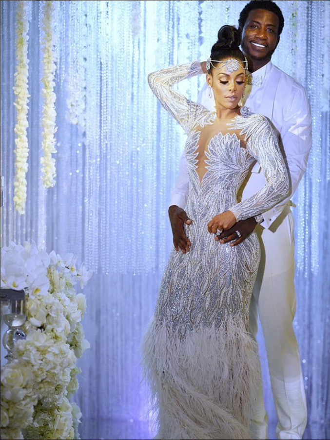 Black Twitter Attended Gucci Mane and Keyshia Ka'oir's Wedding and The Result Was Glorious