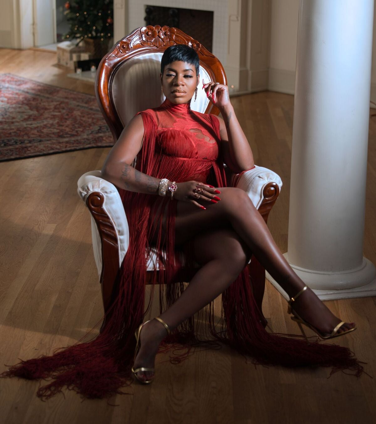 Fantasia On Marriage: 'I Had To Clean My Slate First, Then I Met My King'
