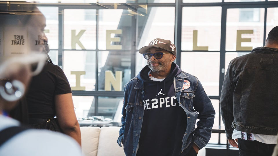'The Read' Co-HostCrissle West And Spike Lee Gave ExtraWoke Advice About Success