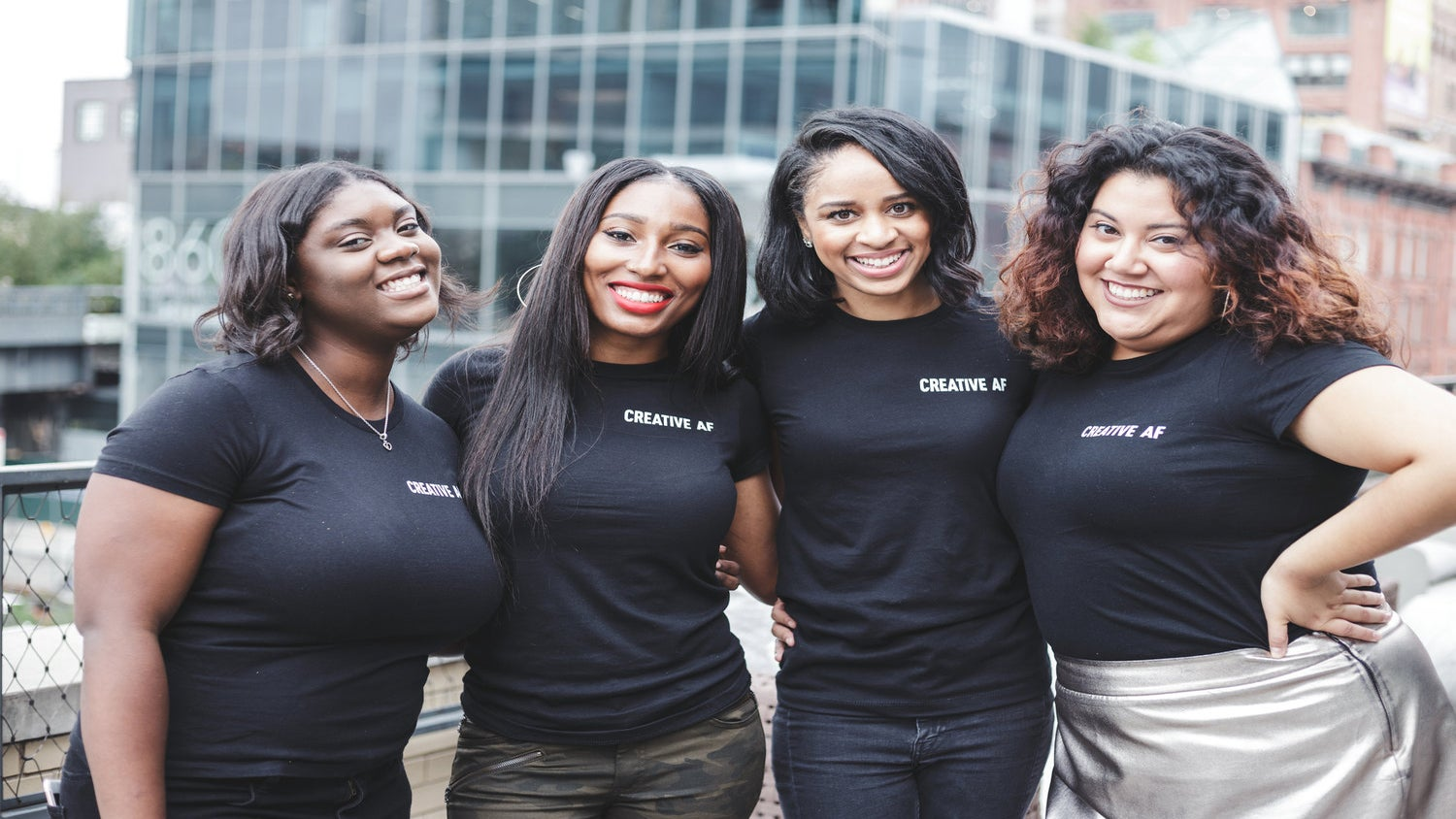 This Black Woman Is Building A Community Of Creatives In NYC