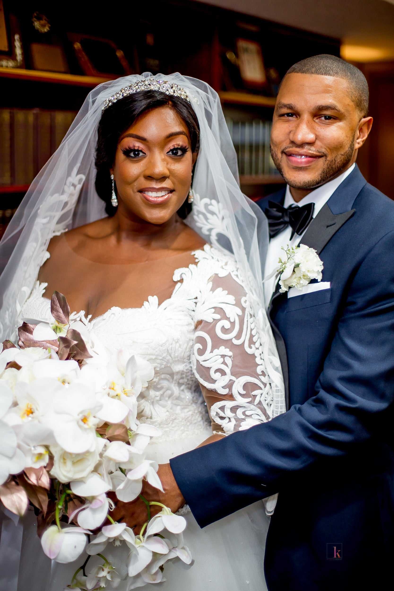 Al Sharpton S Daughter Married The Man Of Her Dreams In A Public And Love Filled Ceremony