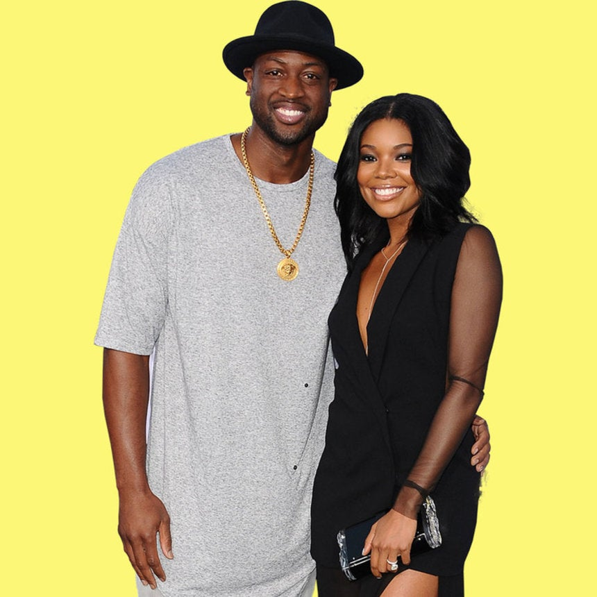 Put Some Respect On It! Gabrielle Union And Dwayne Wade Reveal Daughter's Name