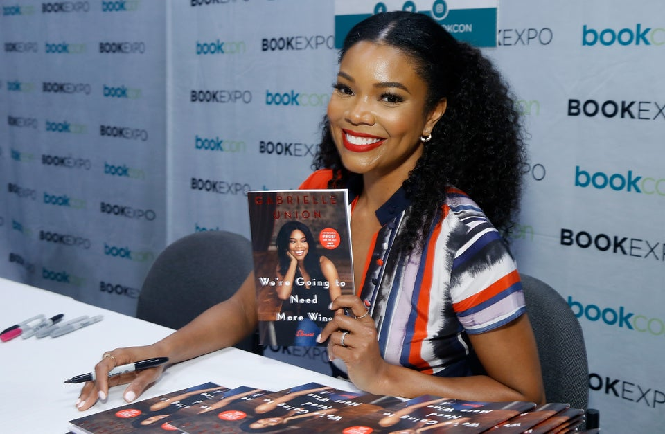 5 Things We Learned From Gabrielle Union's 'We're Going to Need More Wine'