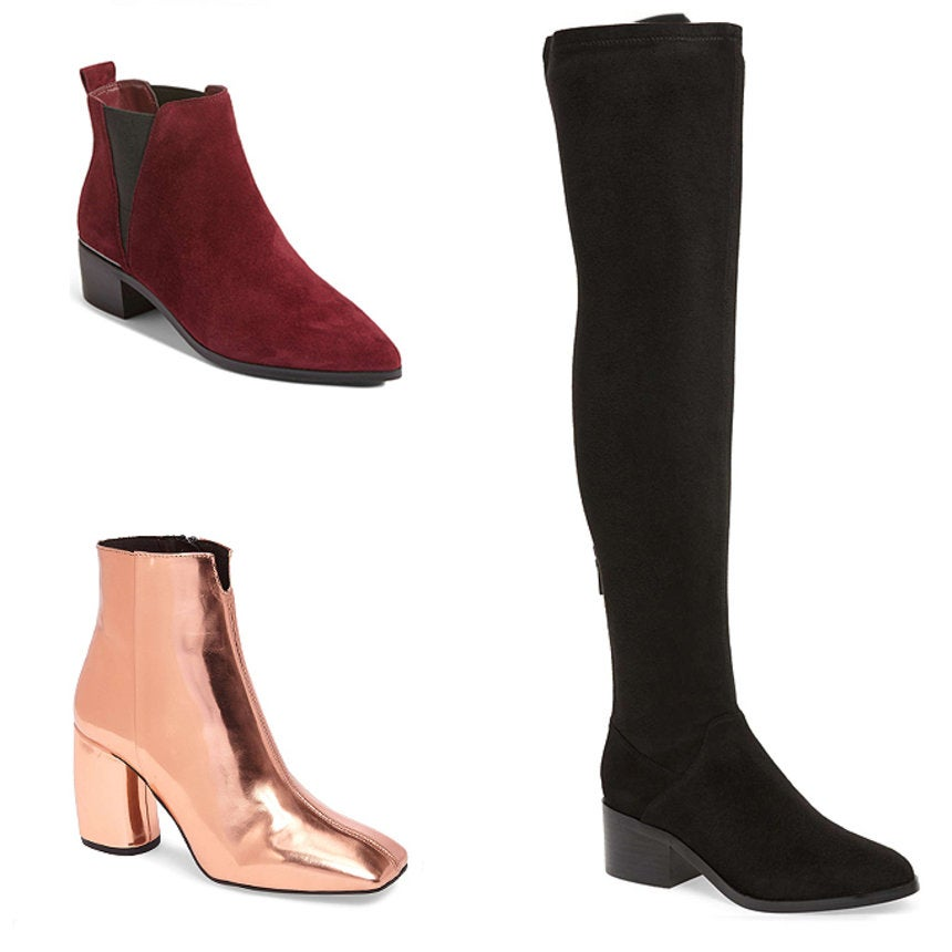 5 Gorgeous Boots That Are Up to 50 Percent Off at Nordstrom Right Now