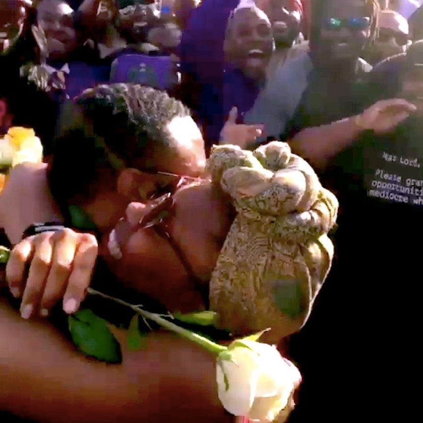 Two Couples Got Engaged Over Homecoming Weekend And It Was Peak #Black Love