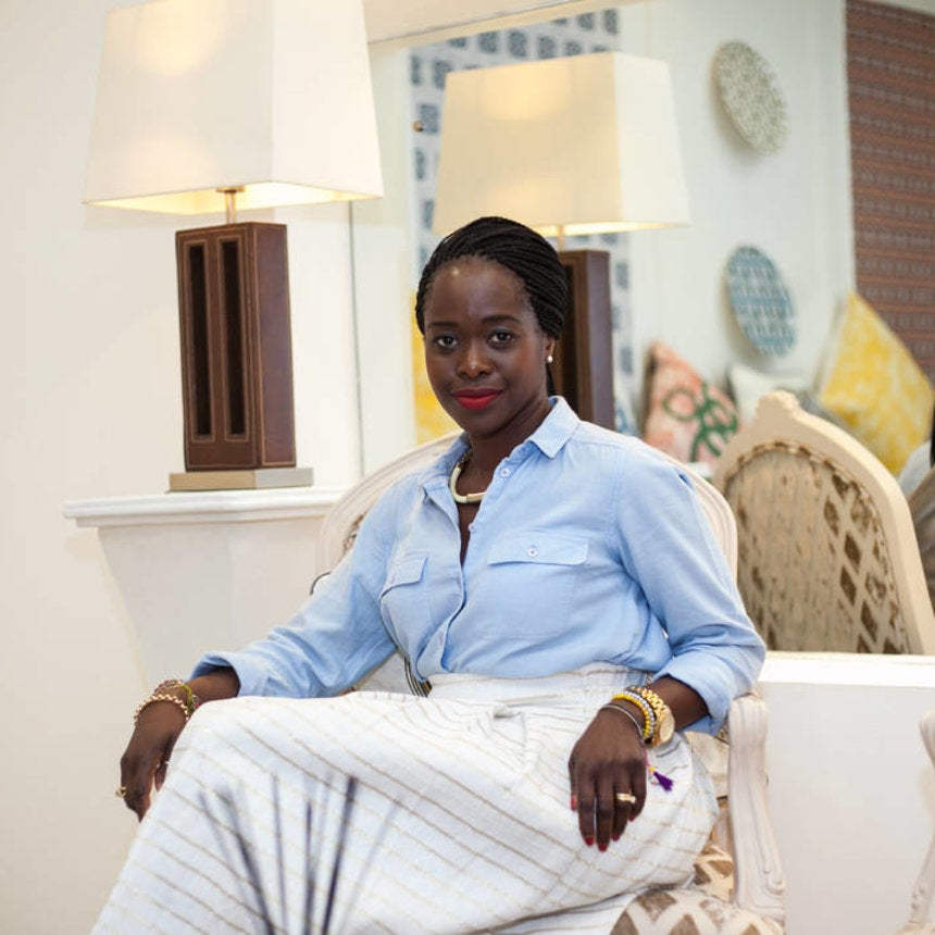 West African Style Comes Home Through The Eyes Of Interior Designer Eva Sonaike