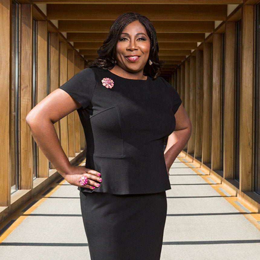 Natural Born Leader: Odyssey Media CEO Linda Spradley Dunn Is Making Sure Women Of Color Call The Shots