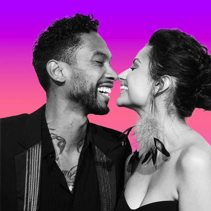 Miguel's Fiancé Nazanin Shares A Sweet Message For His Birthday