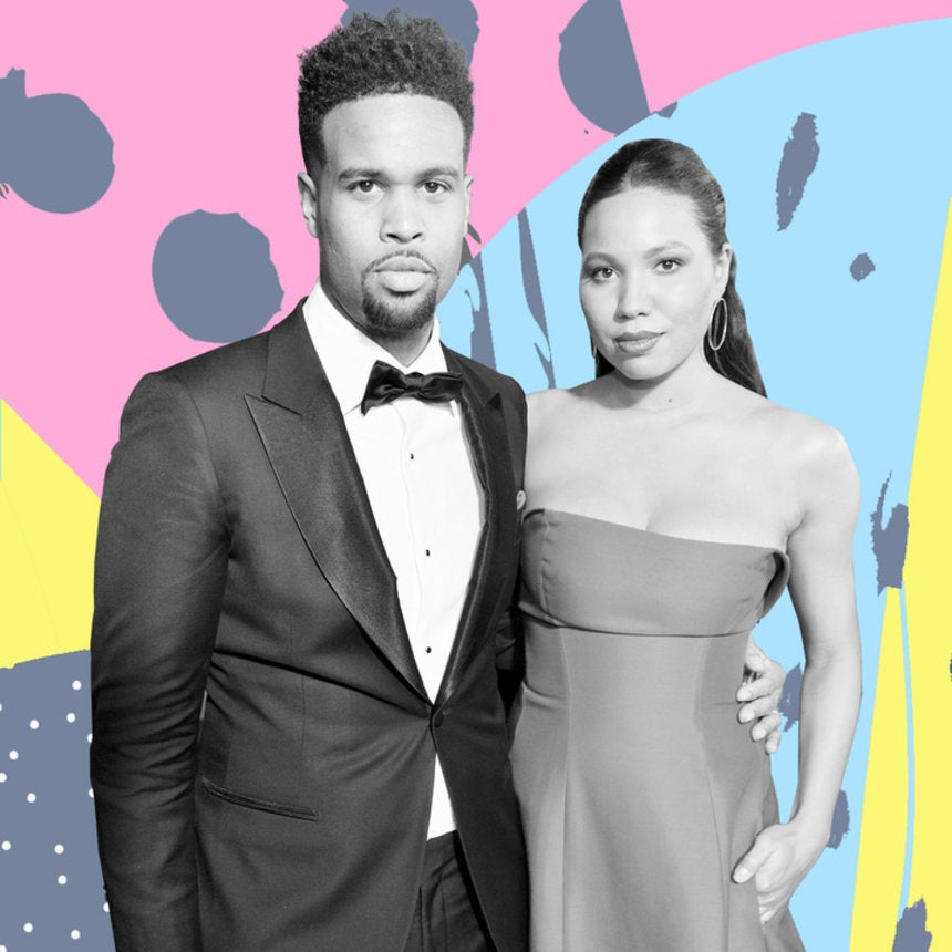 Jurnee Smollett Bell Celebrates 7 Years Of Marriage With Sweet Love Note To Her Husband Josiah