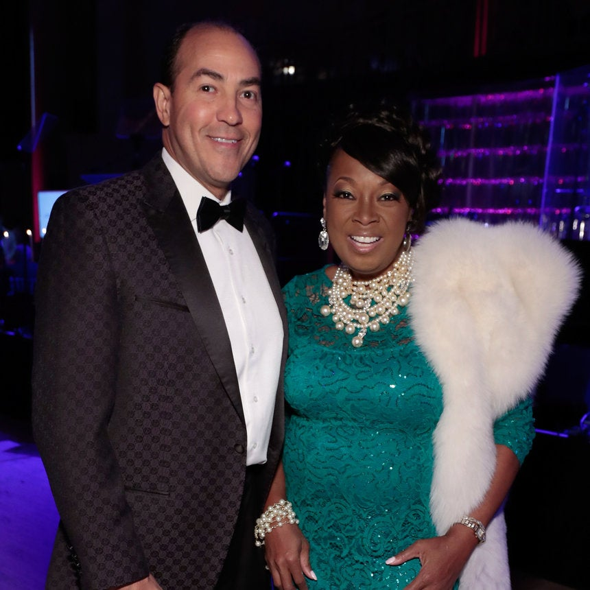 Star Jones Is Engaged to Boyfriend Ricardo Lugo
