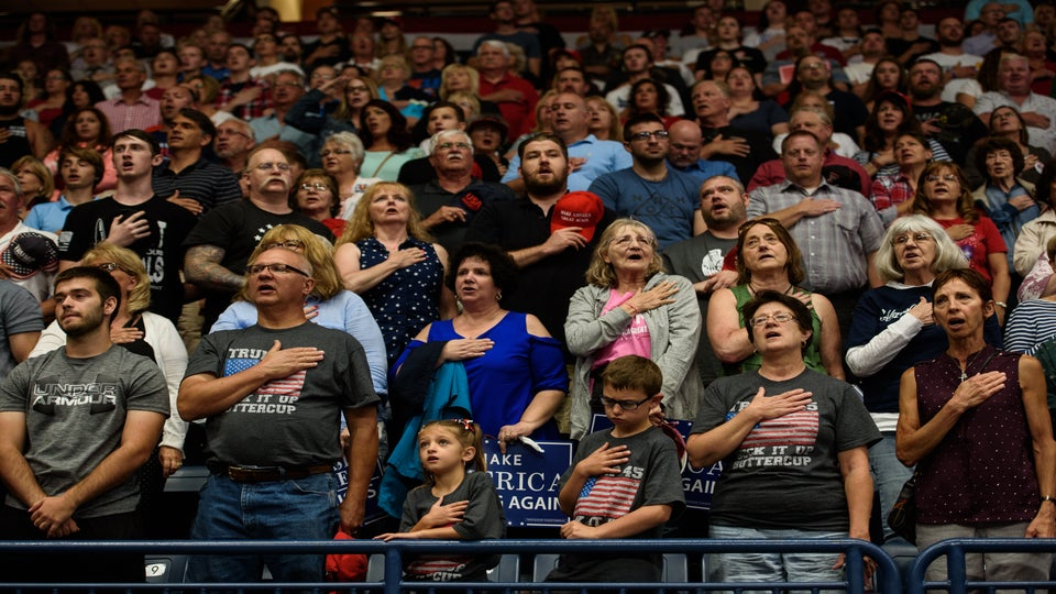 Peak Caucasity: Poll Finds Majority Of White Folks Feel Discriminated Against