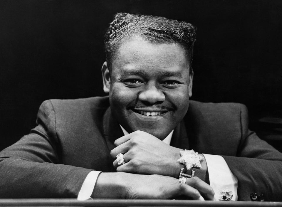 Legendary Rock And Roll Pioneer Fats Domino Dead At 89