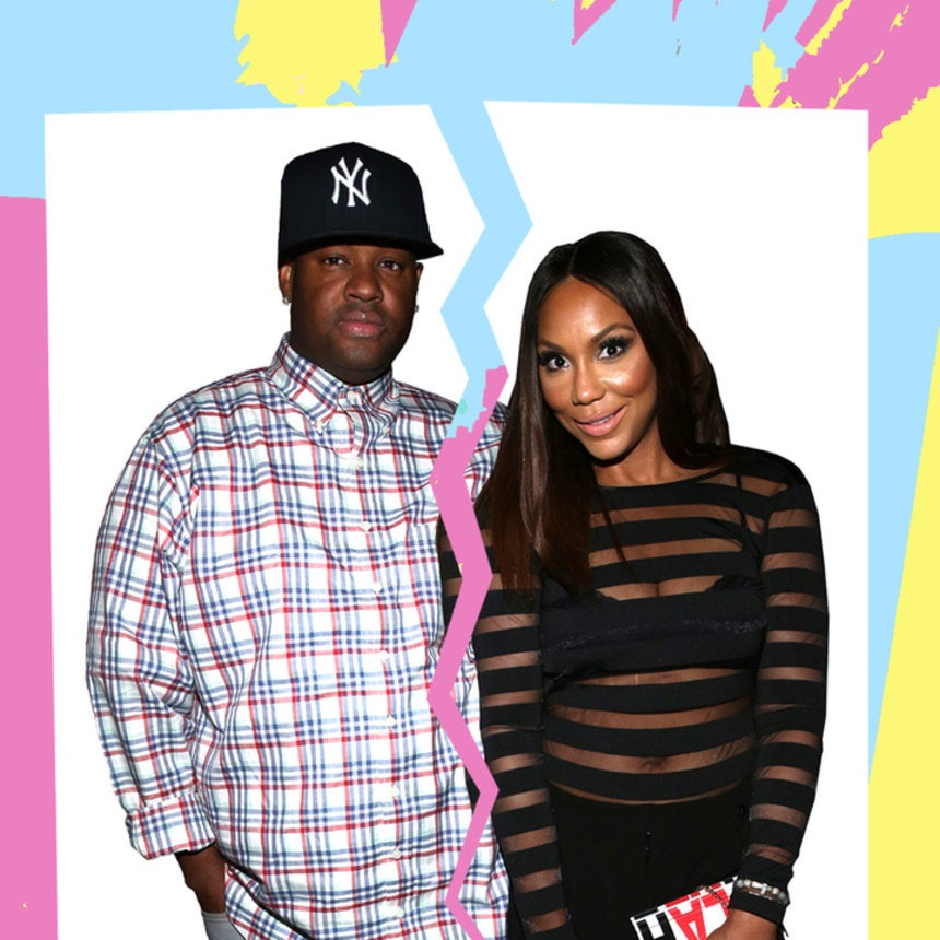 A Timeline Of Tamar Braxton And Vincent Herbert's Marriage: The Good, The Bad And The End