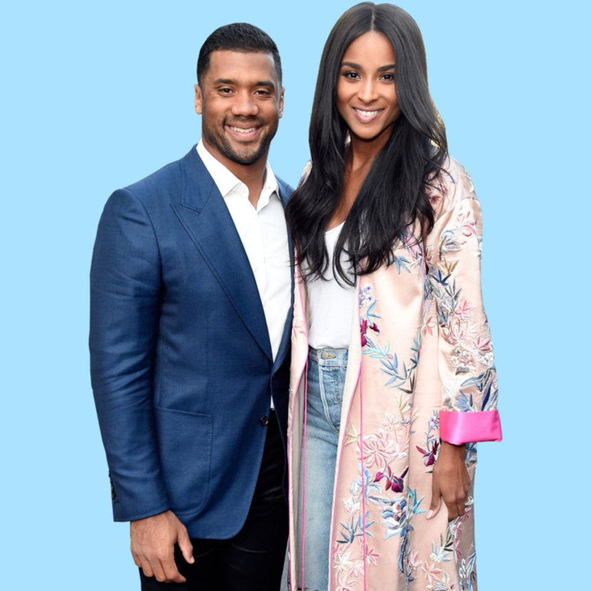 Russell Wilson And Ciara Are Launching A Joint Production Company