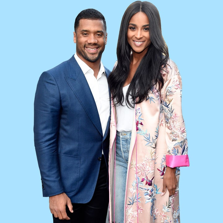 Ciara And Russell Wilson Walked With Elephants On Their Epic Honeymoon Vacation In Africa