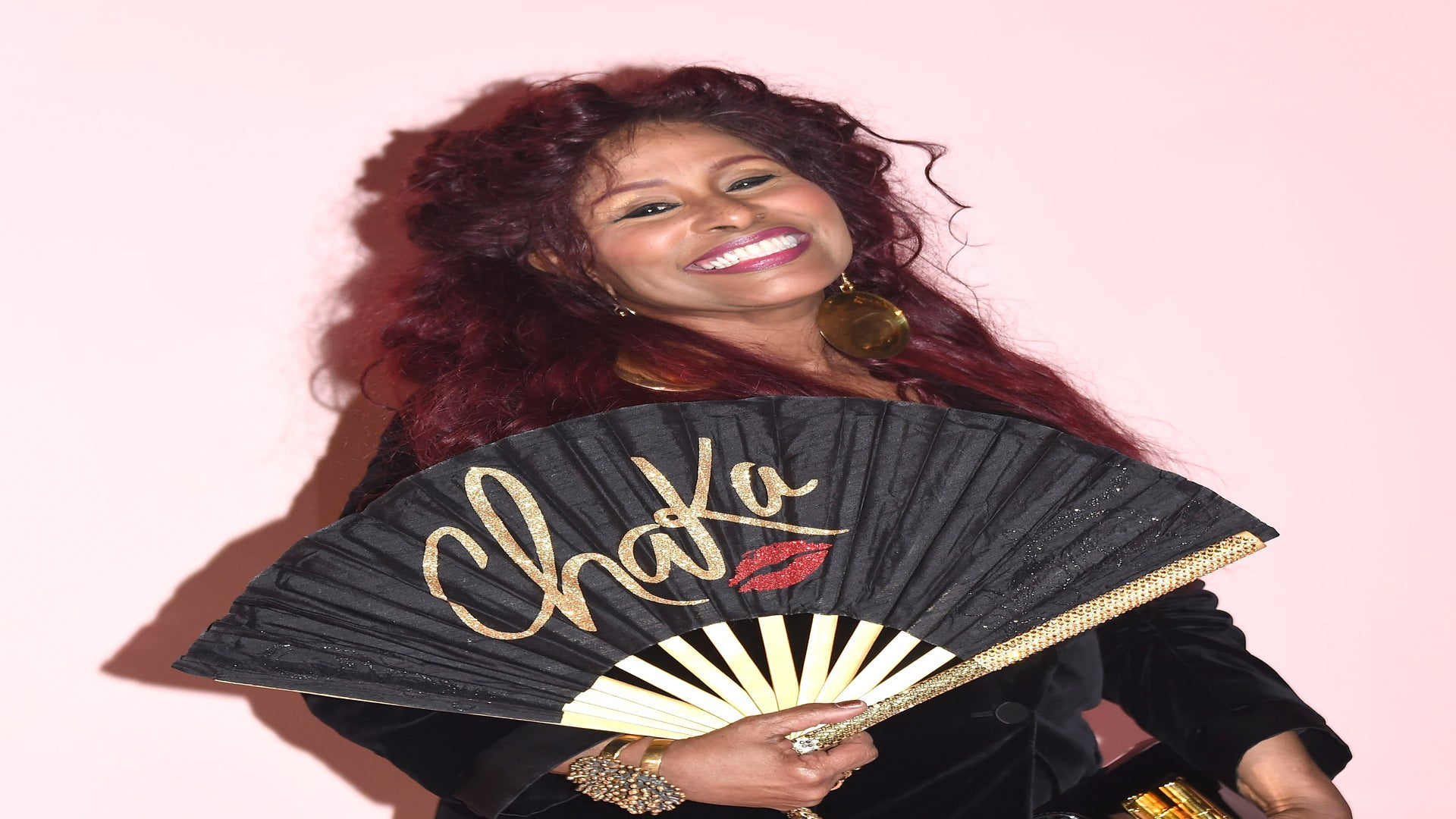 Chaka Khan Just Spilled All of Her Iconic Makeup Secrets in a Video, and We Can't Stop Watching