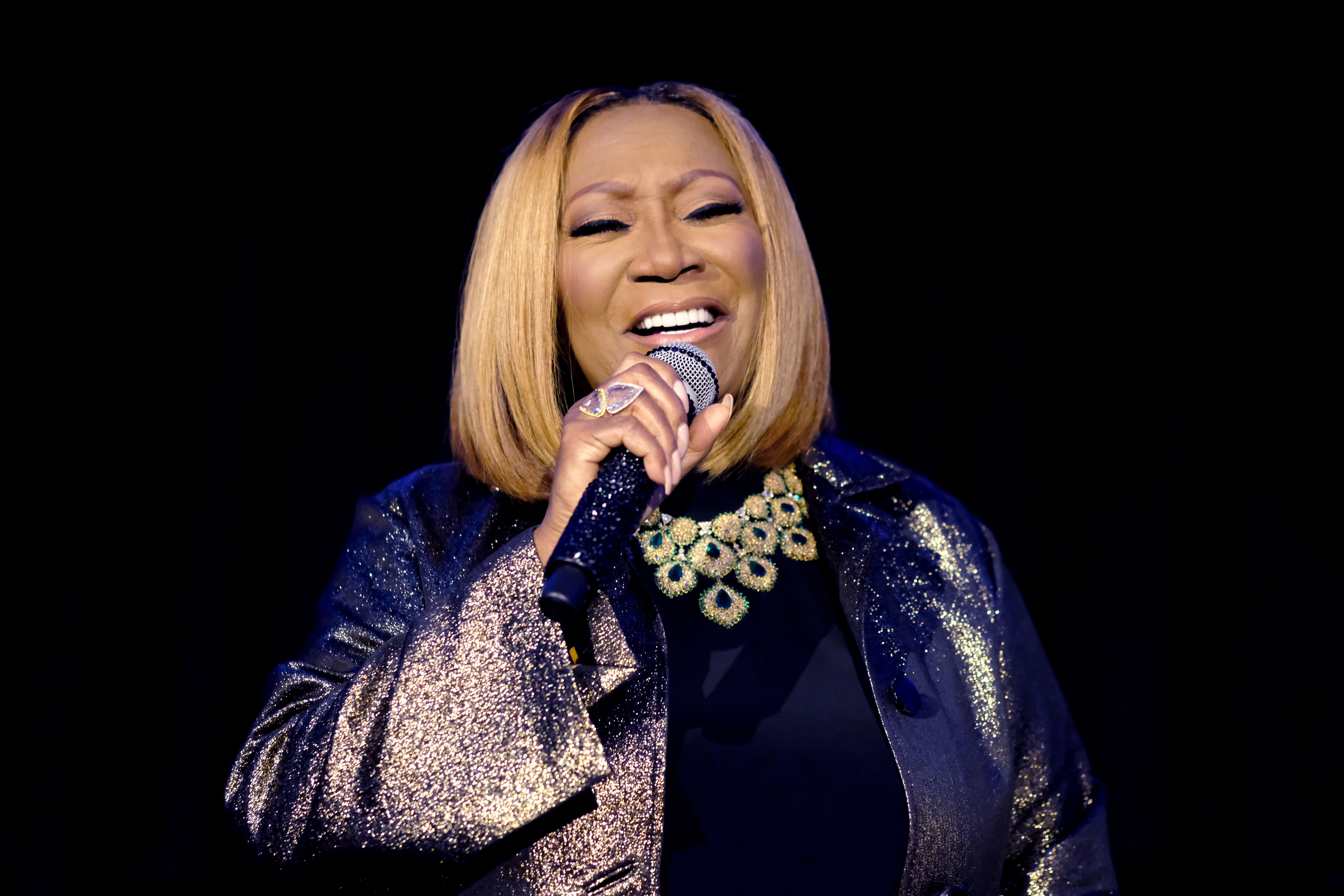 Patti LaBelle Says Luther Vandross Didn't Want To 'Upset' His Mother By Coming Out As Gay