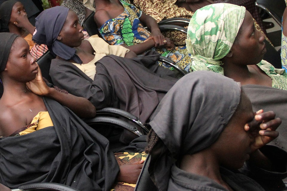 Surviving Boko Haram: 14 Things We Learned From The Teen Girls Who Shared Their Terrifying Stories