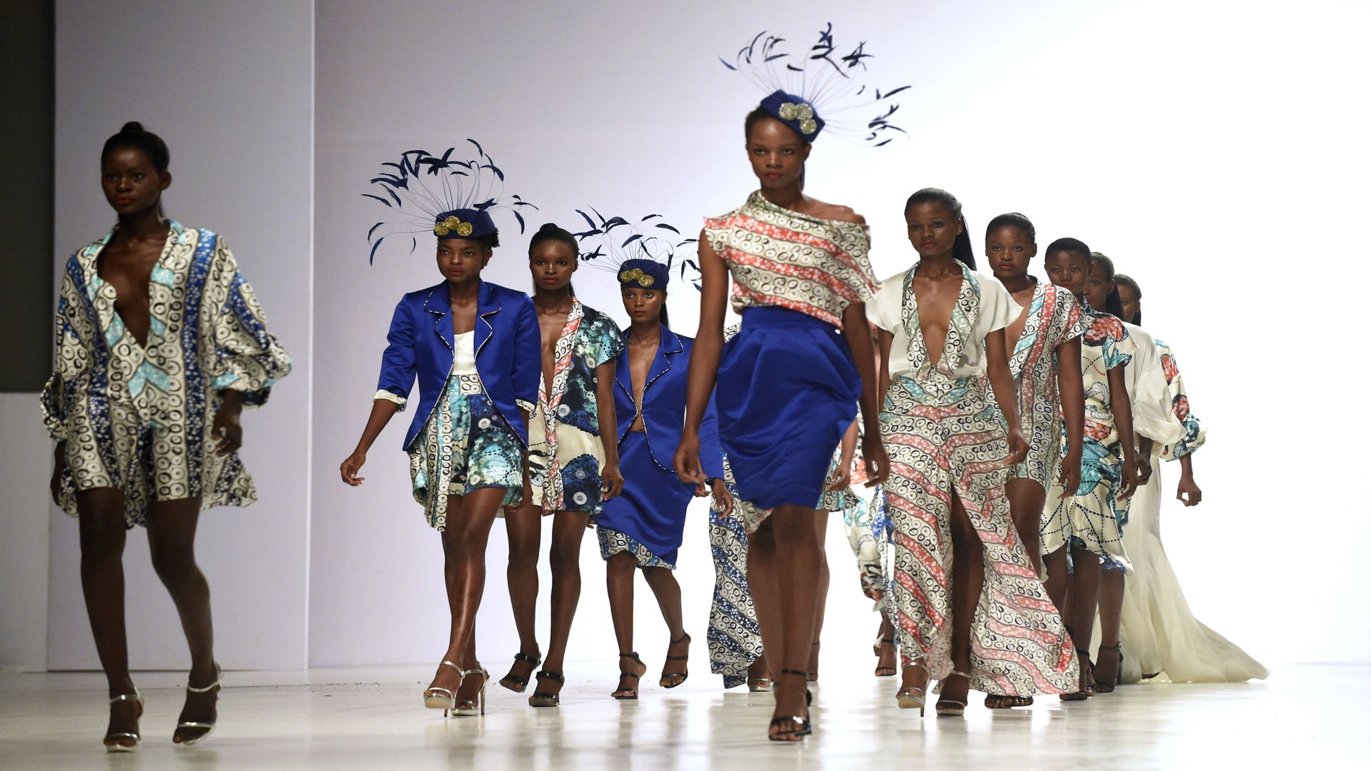 Images From Day 1 Of Lagos Fashion Week 2017 Essence