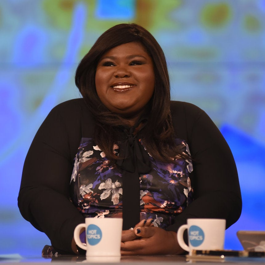 Gabourey Sidibe Talks About Her Directorial Debut And Being A Phone Sex Operator