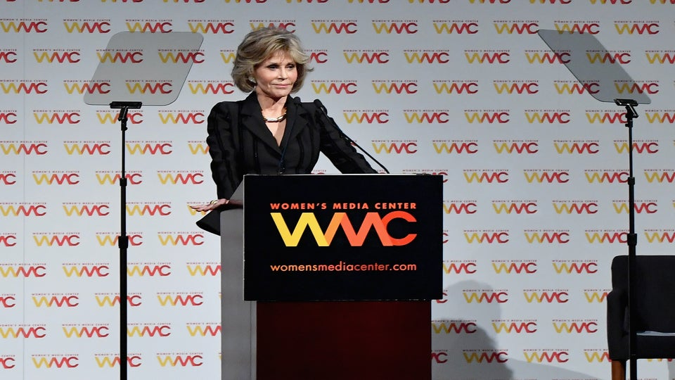 Jane Fonda: People Only Care About Weinstein Victims Because They Are 'Famous And White'